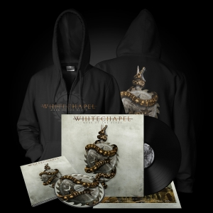 Mark of the Blade - CD/LP Hoodie Bundle