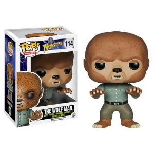 The Wolfman Pop! Vinyl Figure