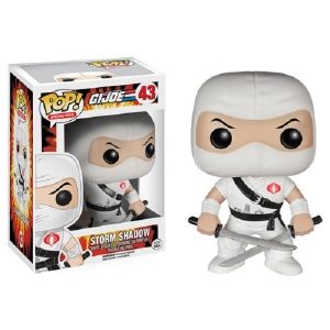 Storm Shadow Pop! Vinyl Figure