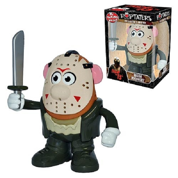 Jason Vorhees Mr. Potato Head