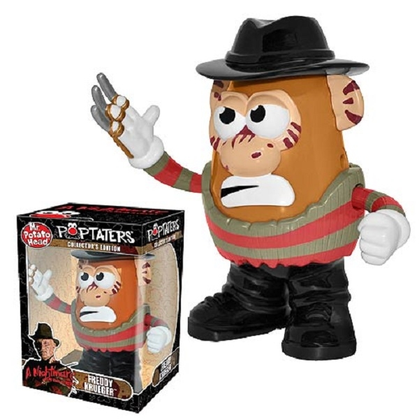 Freddy Krueger Mr. Potato Head