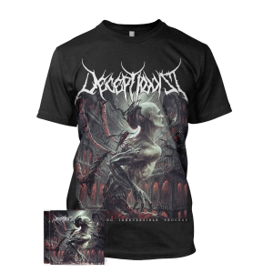 Initializing Irreversible Process CD + Tee Bundle