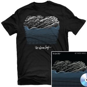 Between Waves T Shirt + CD Bundle