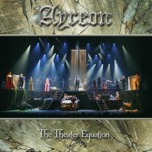 The Theater Equation 2CD+DVD Digipak + Souvenir Ticket Bundle