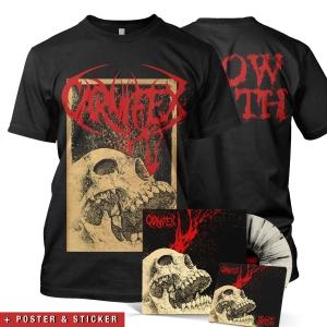 Slow Death CD + LP + Tee