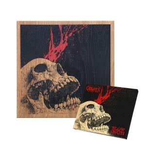 Slow Death Oak Plank CD Bundle