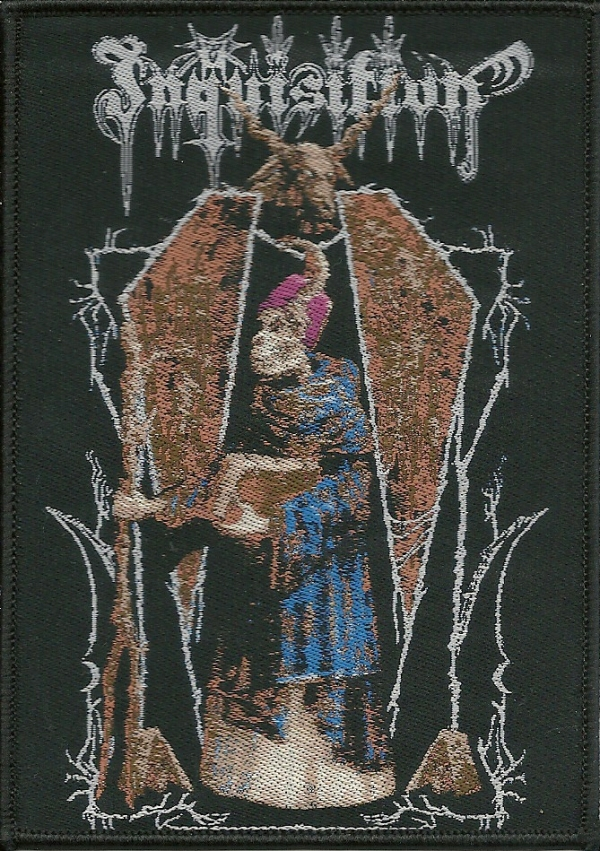 "Inquisition ""Invoking the Majestic Throne of Satan"" Patch ..."