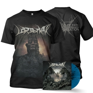 Pre-Order: Suffer LP + God Of The Lost Tee Bundle
