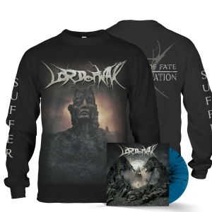 Pre-Order: Suffer LP + God Of The Lost Longsleeve
