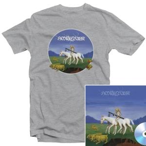 Dead Ringers T Shirt + CD Bundle
