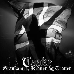 Taake - Gravkamre, Kroner og Troner (O-card CD)