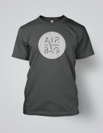 Airbag white logo t-shirt