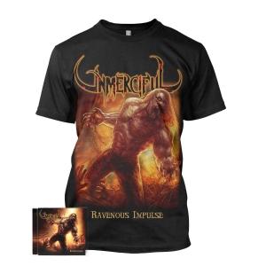 Pre-Order: Ravenous Impulse Tee + CD Bundle