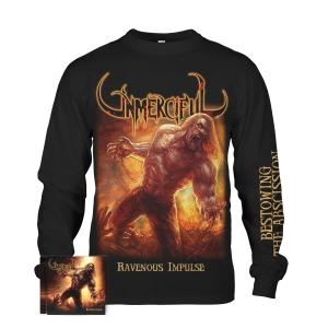 Pre-Order: Ravenous Impulse Longsleeve + CD Bundle