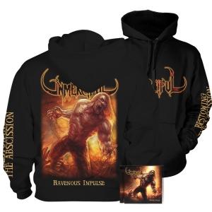 Pre-Order: Ravenous Impulse Pullover + CD Bundle
