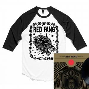 The Wolf Raglan + Only Ghosts LP Bundle