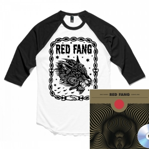 The Wolf Raglan + Only Ghosts CD Bundle