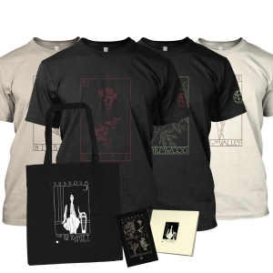 Super Fan CD Package (4 tees + patch + tote bag + CD)