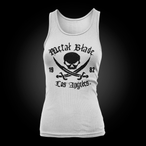 Pirate Logo - Black on White