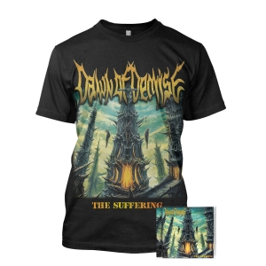 Pre-Order: The Suffering CD + Tee Bundle