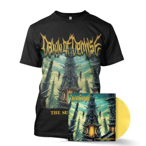 Pre-Order: The Suffering LP + Tee Bundle