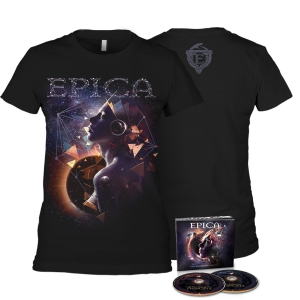 THP Girls Tee + 2 CD Bundle