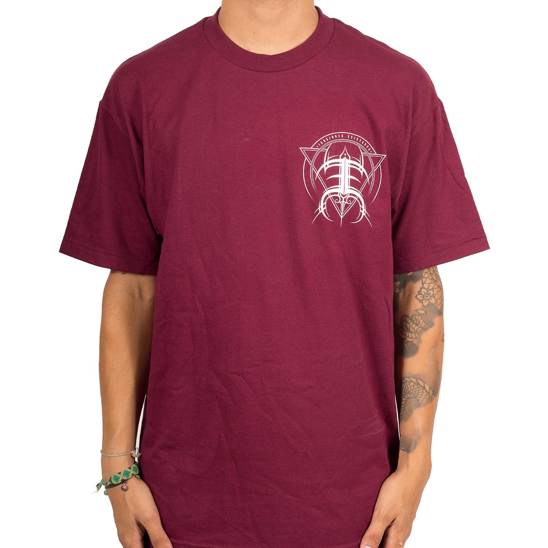 Inanimate Existence Pocket Logo T Shirt Unique Leader