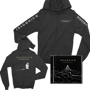 Pre-Order: Winter's Gate CD + Hoodie Bundle