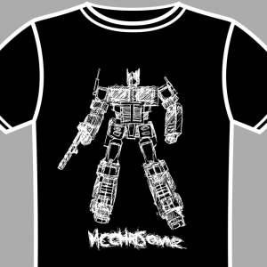 optimus shirt