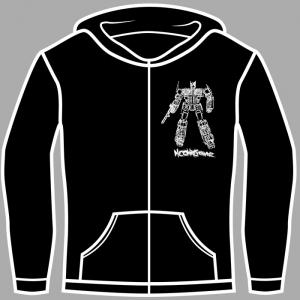 optimus zip hoodie