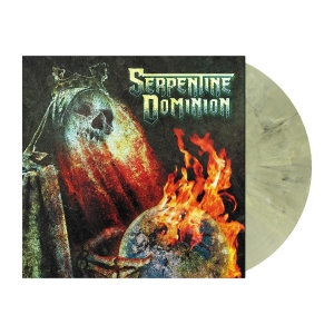 Serpentine Dominion - Marbled Khaki