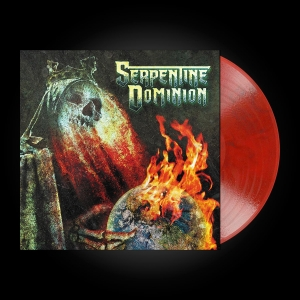 Pre-Order: Serpentine Dominion - Marbled Red