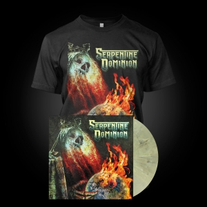 Pre-Order: Serpentine Dominion - LP Khaki Bundle