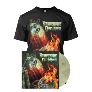 Pre-Order: Serpentine Dominion - LP Khaki Bundle