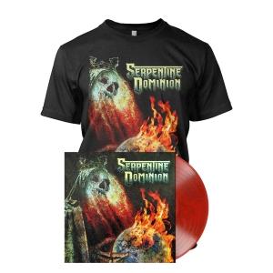 Serpentine Dominion - LP Red Bundle