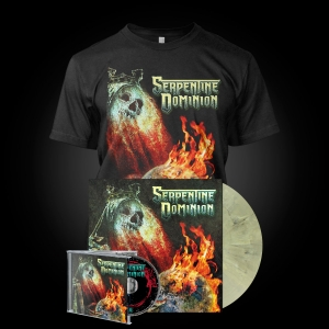 Pre-Order: Serpentine Dominion - Deluxe Khaki Bundle