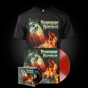Pre-Order: Serpentine Dominion - Deluxe Red Bundle