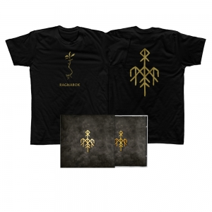 Runaljod Ragnarok CD + T-Shirt Bundle