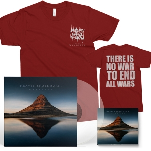 "Wanderer 2xCD + Clear 2x12""/CD + T-shirt Bundle"