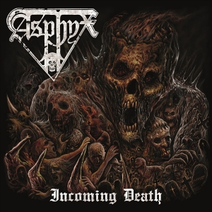 Incoming Death (Ltd. Digipak)