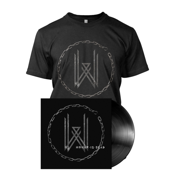 Honor Is Dead - LP Bundle 1