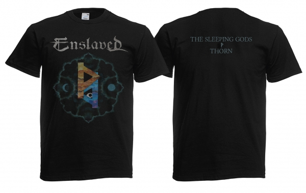 The Sleeping Gods-Thorn Tee & Digipak Bundle
