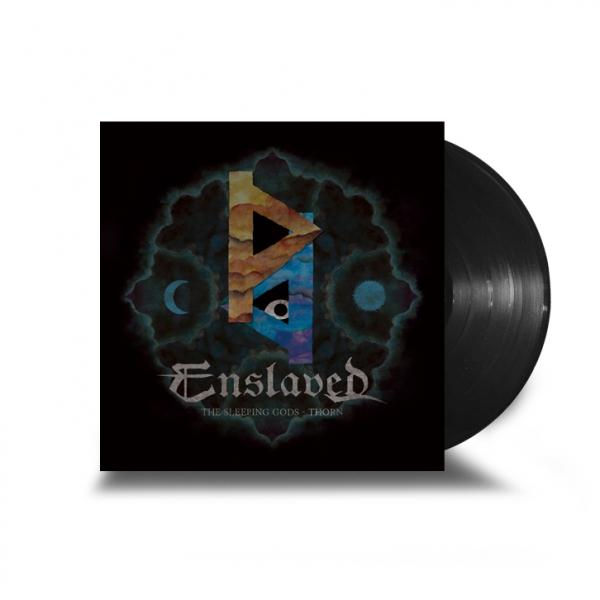The Sleeping Gods-Thorn Tee & LP Bundle (black)