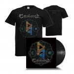 The Sleeping Gods-Thorn Tee & LP Bundle (black)