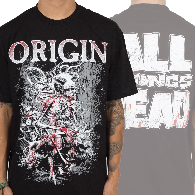 Origin antithesis t shirt