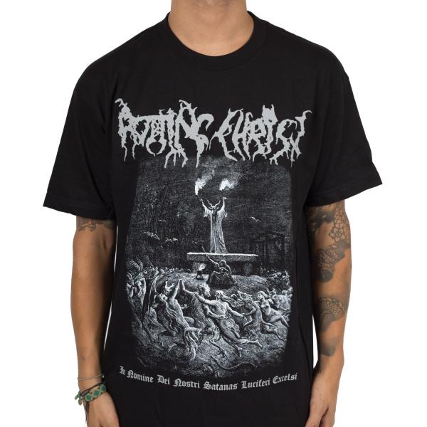 Rotting Christ Quot In Nomine Quot T Shirt Indiemerchstore
