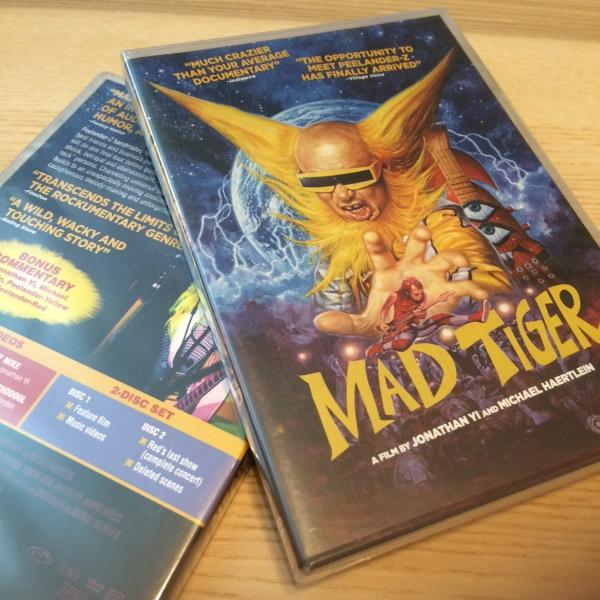 Mad Tiger Movie