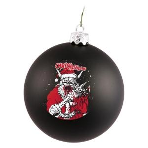 Pre-Order: Chrismassacre Christmas Ornament