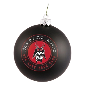 Pre-Order: Joy to the World Christmas Ornament