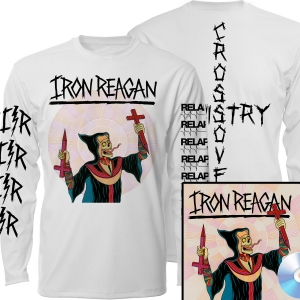 Crossover Ministry Longsleeve + CD Bundle